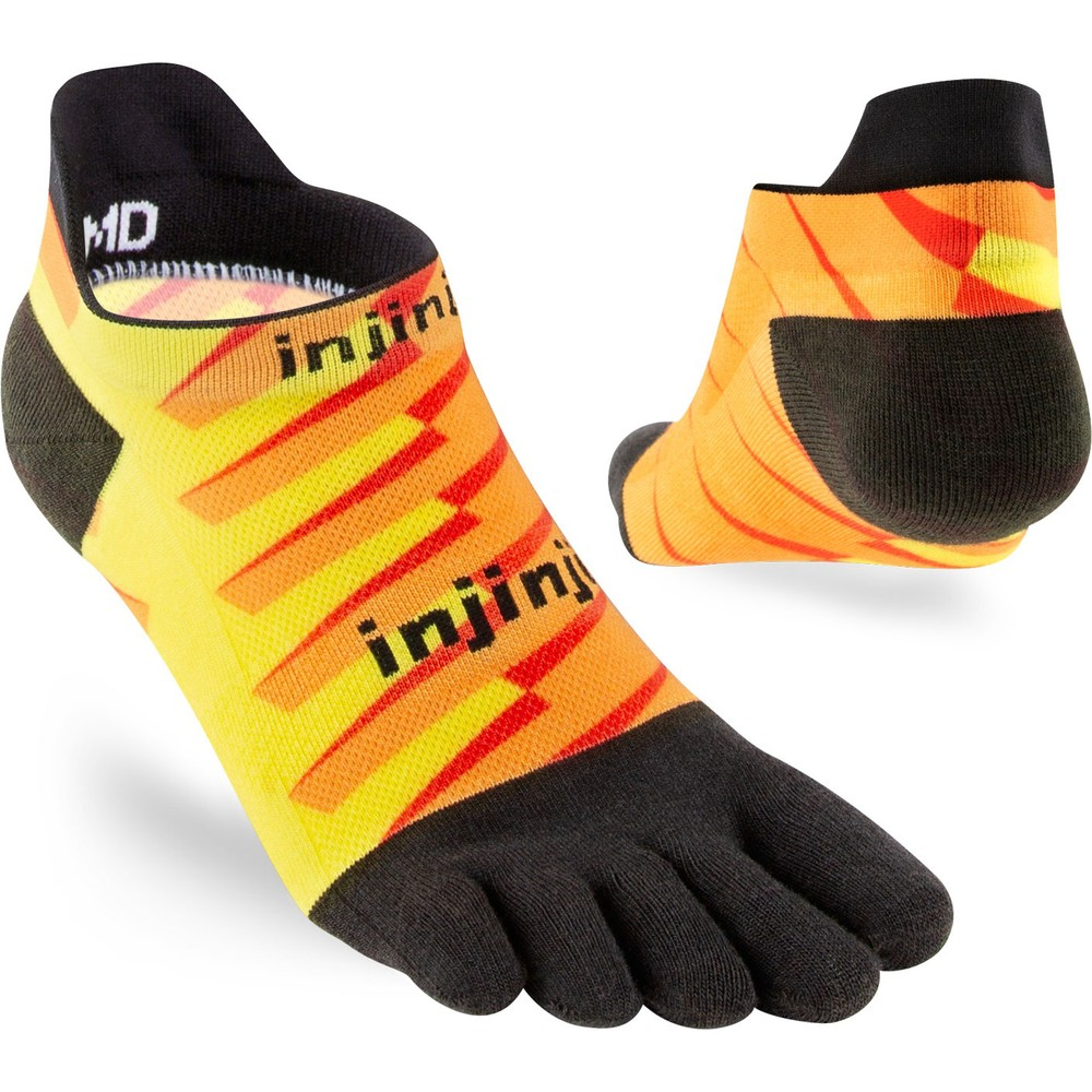 Injinji Run Lightweight No Show Coolmax #2