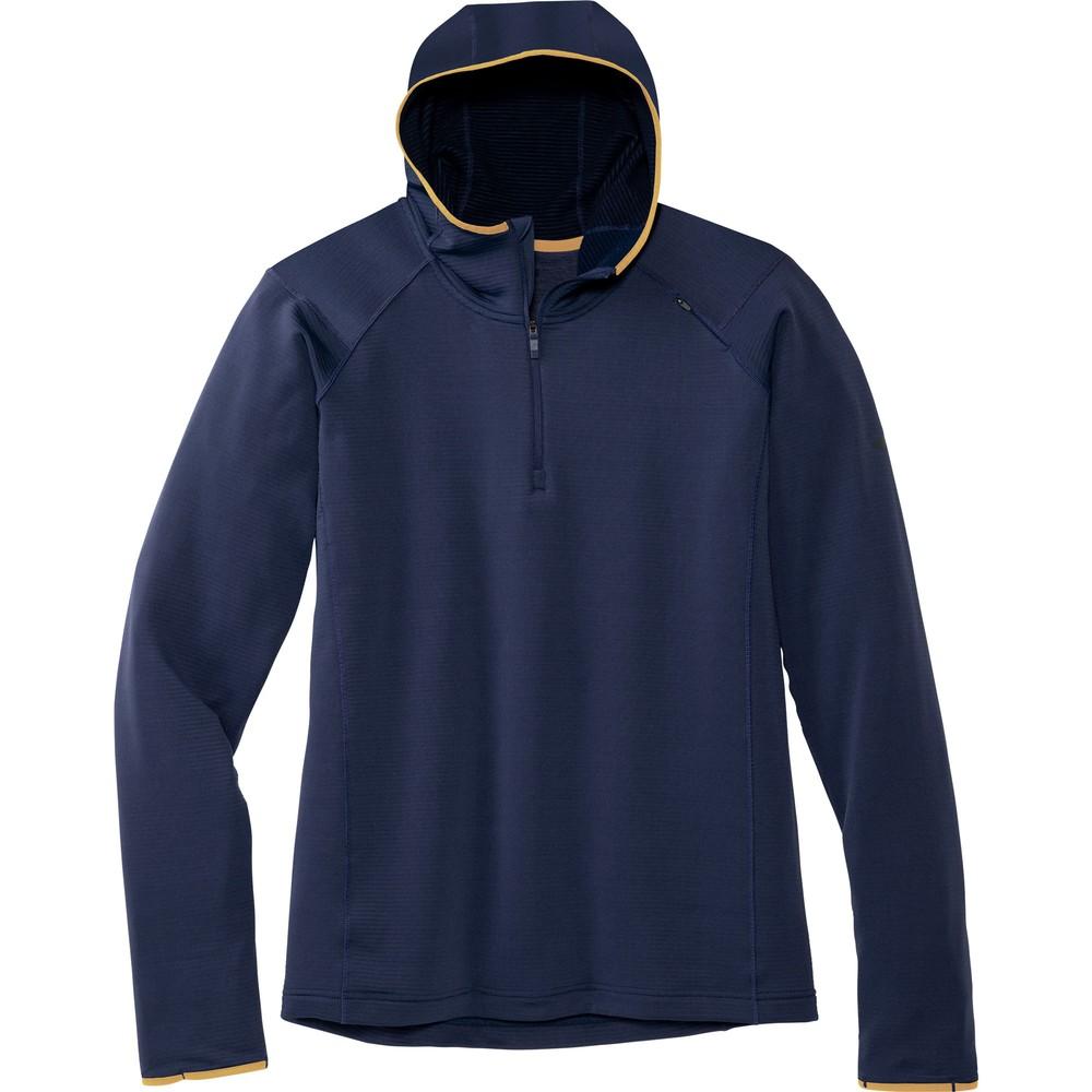 Brooks Notch Thermal Hoodie #1