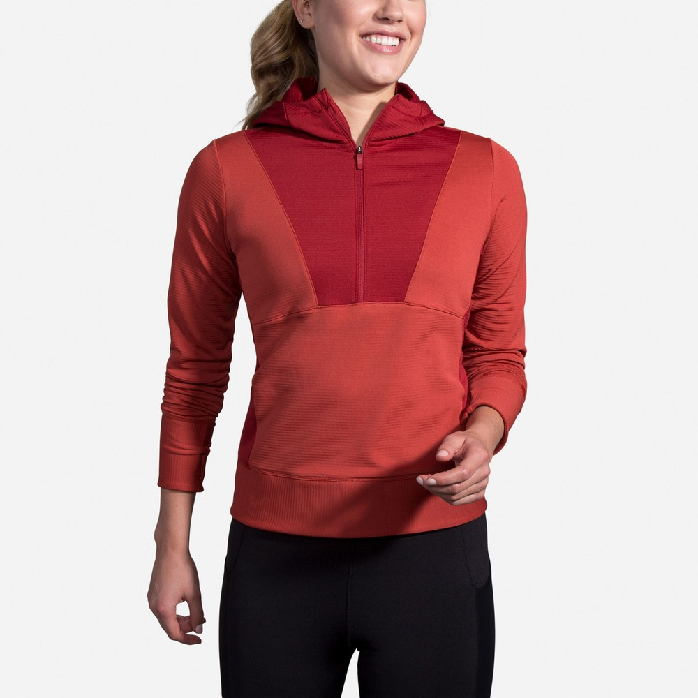 Brooks Notch Thermal Hoodie #2