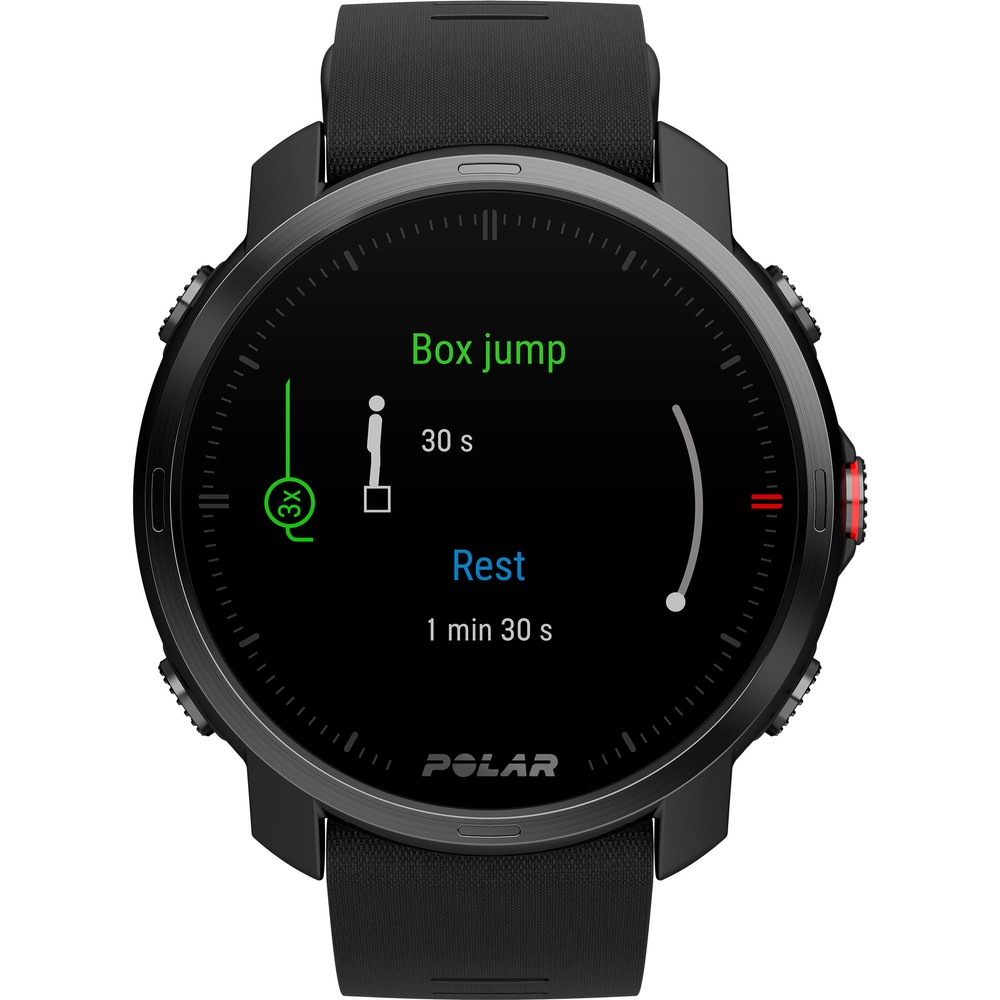 Polar Grit X Multisport Watch #11