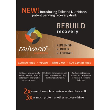 Tailwind Nutrition Rebuild 15 Serving Pouch (884g) #2