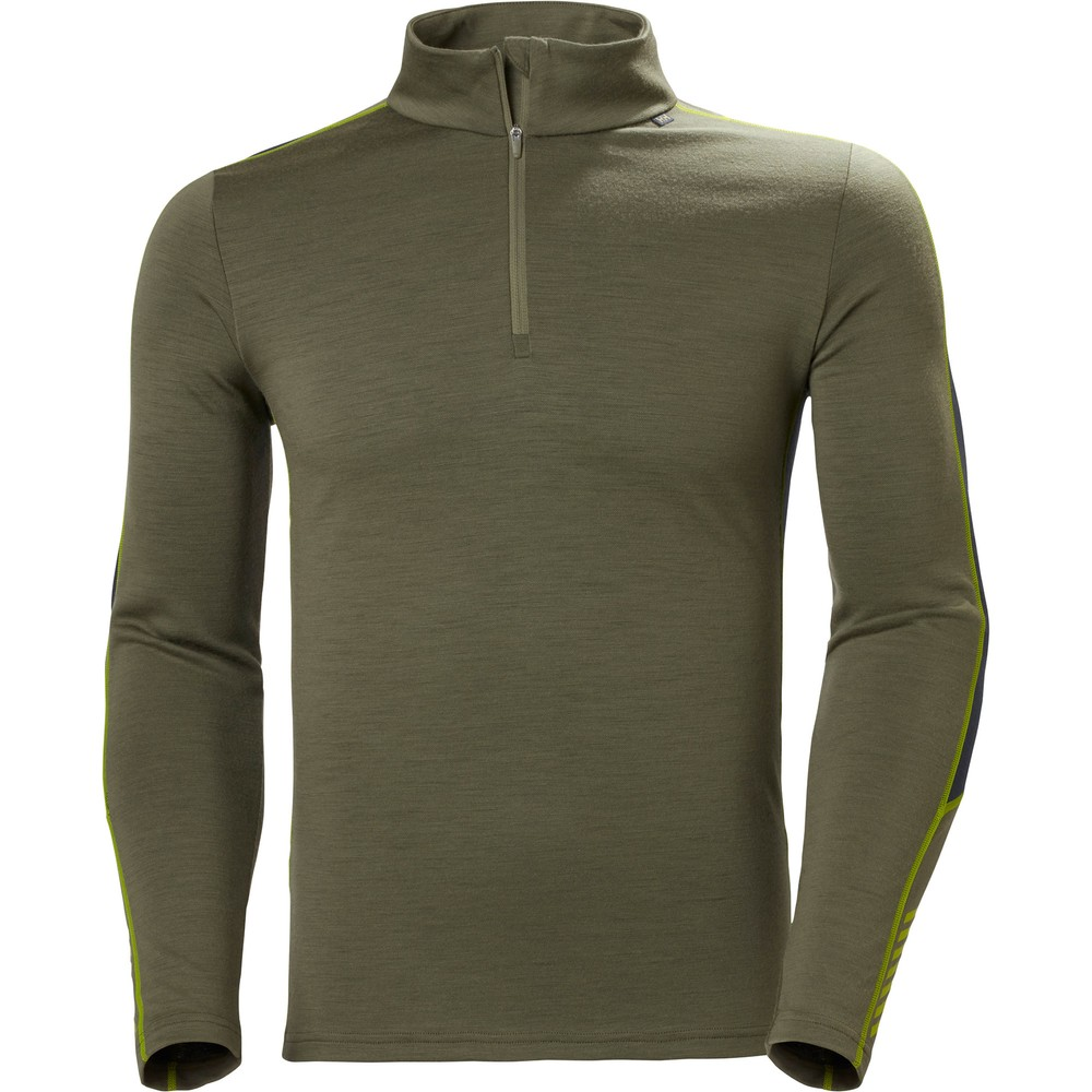 Helly Hansen Lifa Merino Half Zip Baselayer #1