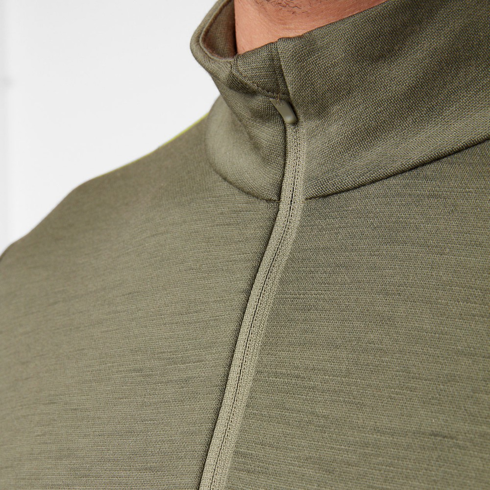 Helly Hansen Lifa Merino Half Zip Baselayer #3