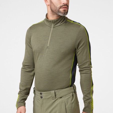 Helly Hansen Lifa Merino Half Zip Baselayer #2