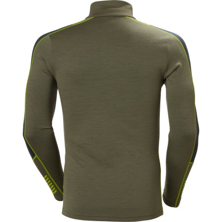 Helly Hansen Lifa Merino Half Zip Baselayer #4