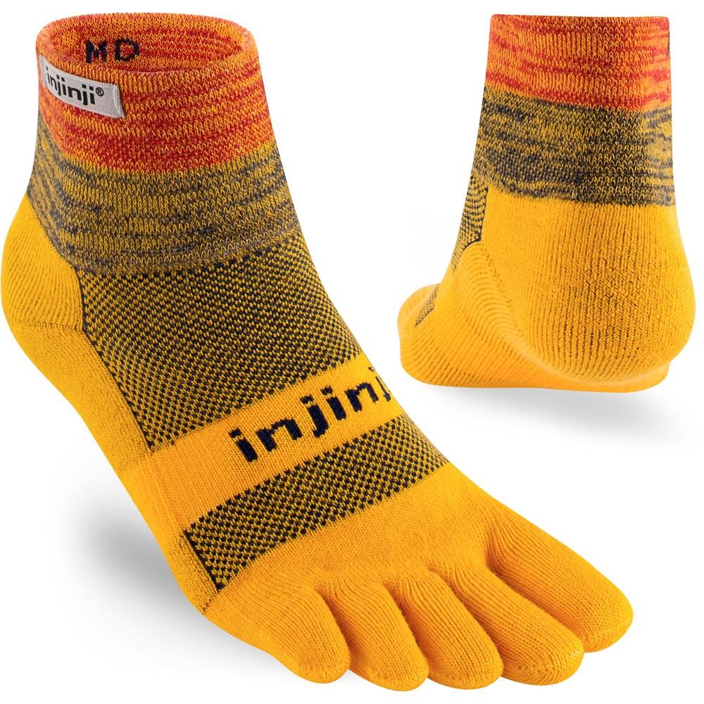 Injinji Trail MW Mini Crew Toe Socks #2
