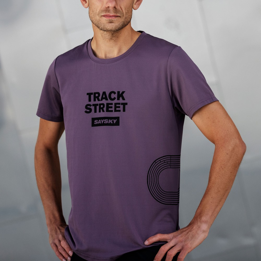 Saysky Track Street Combat Tee #4
