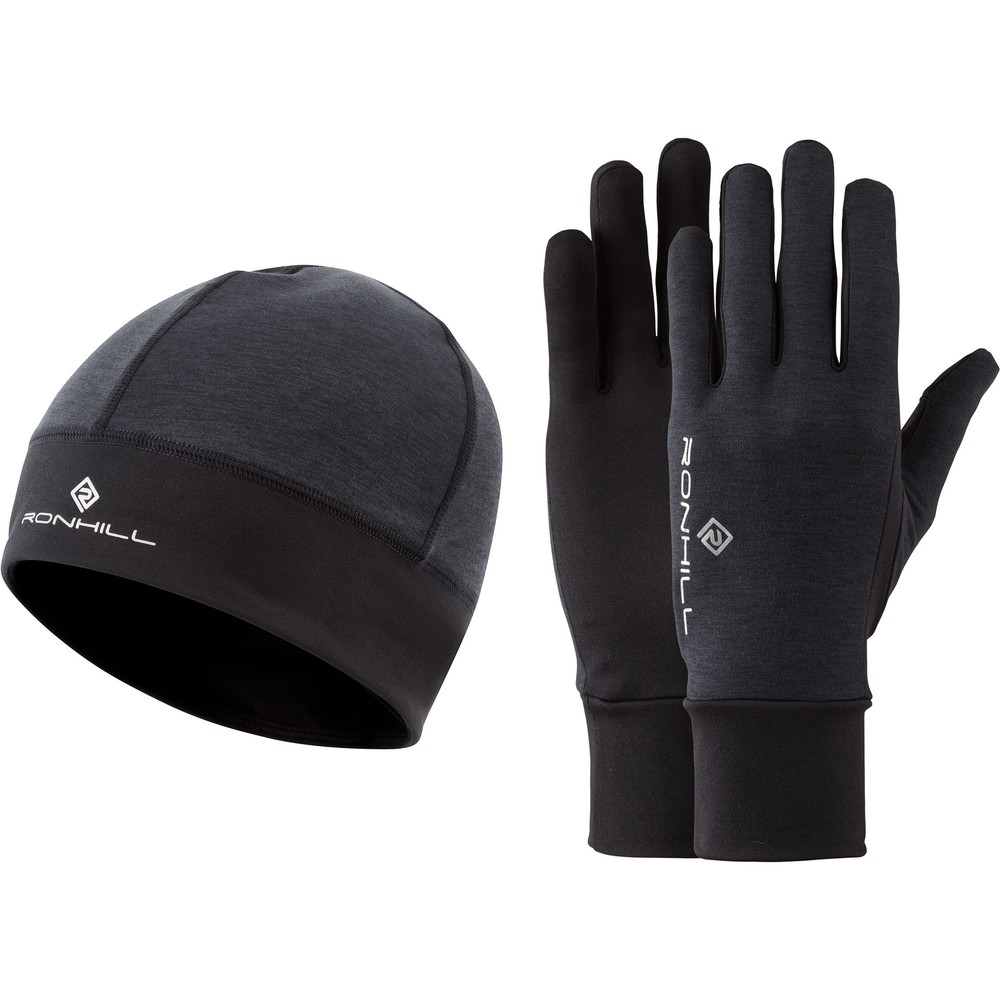 Ronhill Contour Beanie And Glove Set #1
