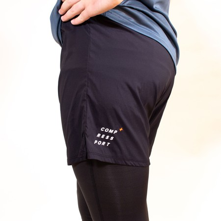 Compressport Trail Racing 5in Overlayer Shorts #6