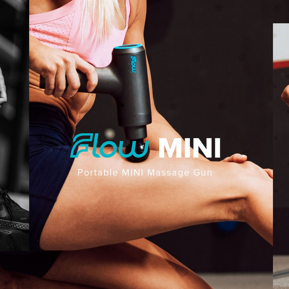 Flow Mini Massage Gun #7