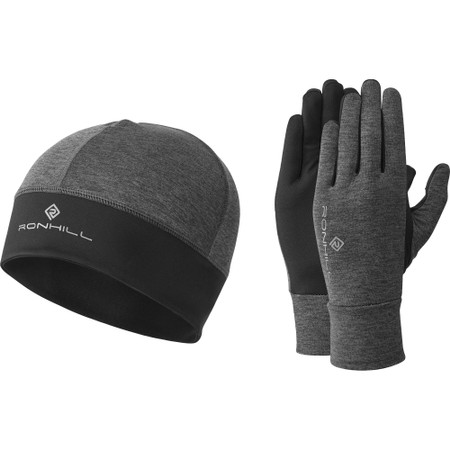 Ronhill Contour Beanie And Glove Set #1
