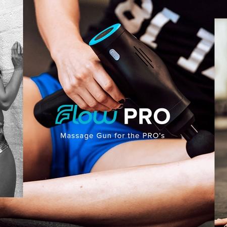Flow PRO Massage Gun #2