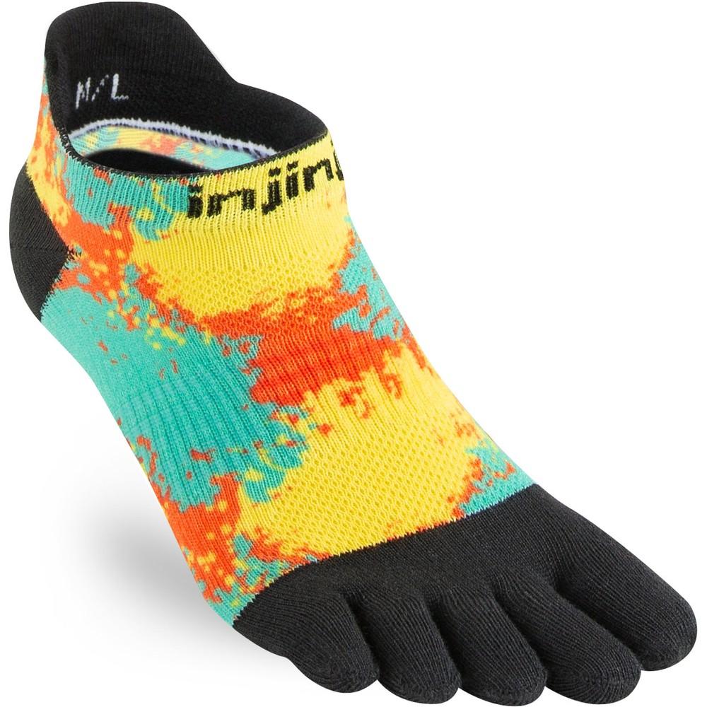 Injinji Lightweight No Show Toe Socks #1