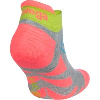 BALEGA  Words of Grit and Grace Enduro No Show Socks