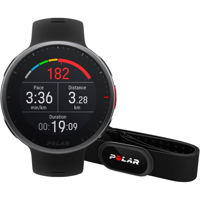 Polar Vantage V2 Premium Multisport Watch With H10 #1
