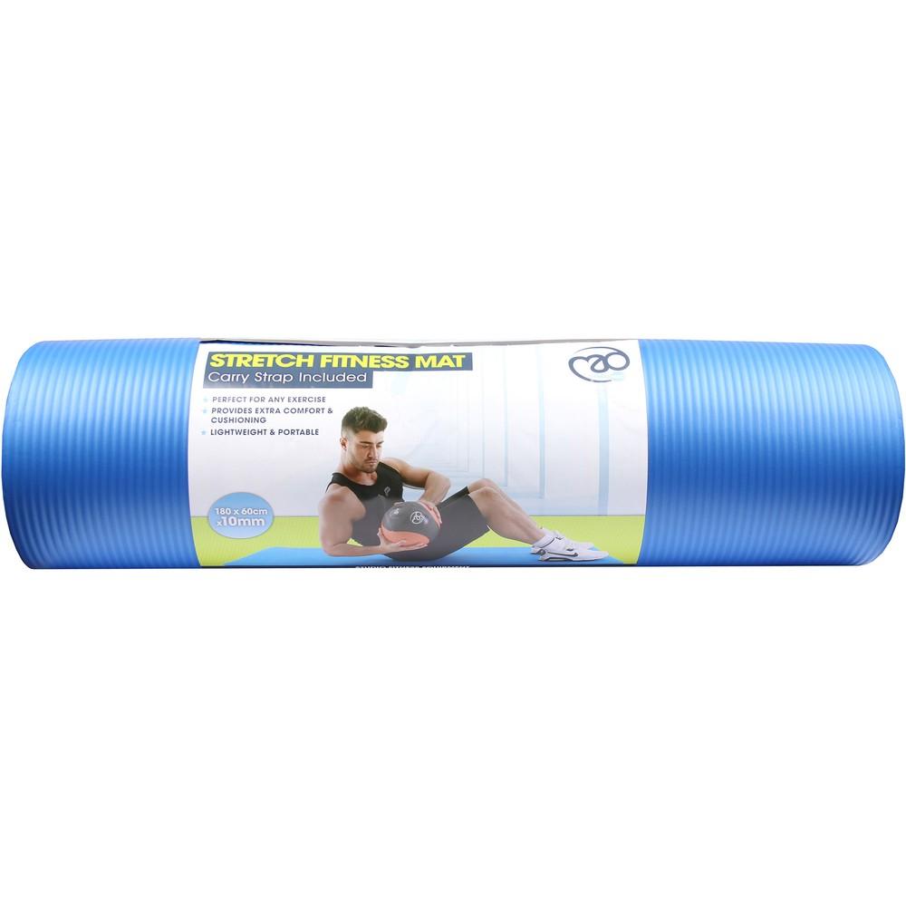 Fitness-Mad Stretch Fitness Mat 10mm #4