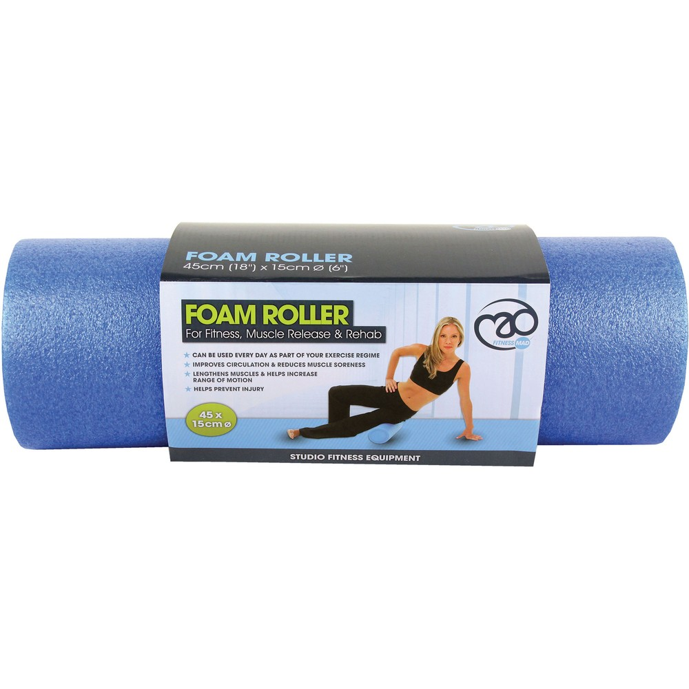 Fitness Mad 45cm Foam Roller #1