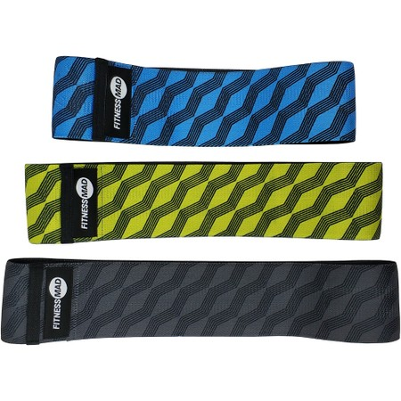 Fitness-Mad Squat Bands Set Of 3 #1