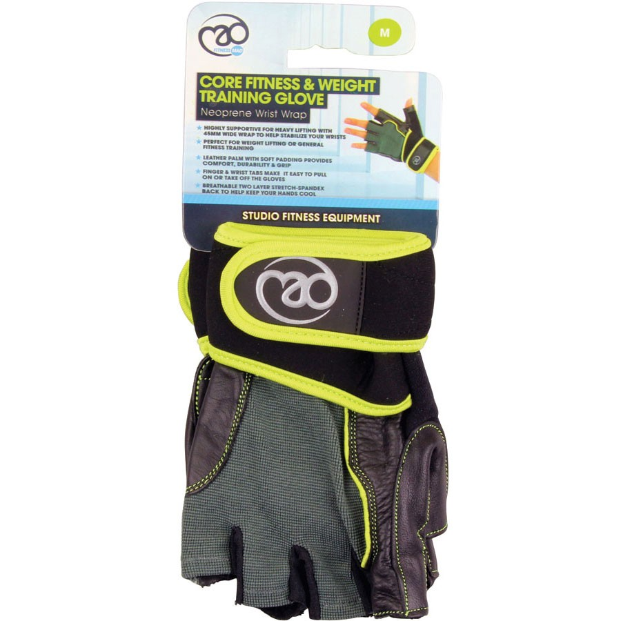 Fitness-Mad Core Fitness & Weight Training Glove #1