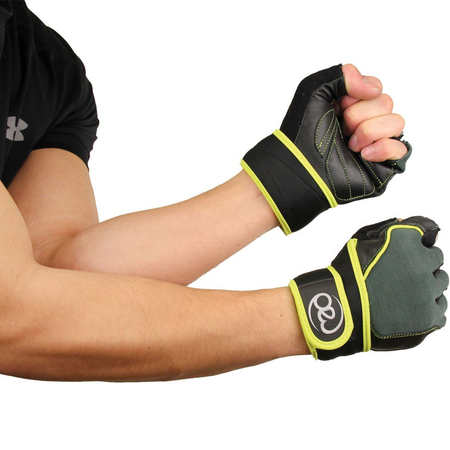Fitness-Mad Core Fitness & Weight Training Glove #3