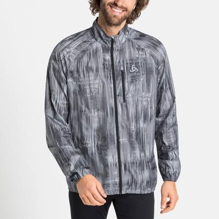 Odlo Zeroweight Print Jacket #2