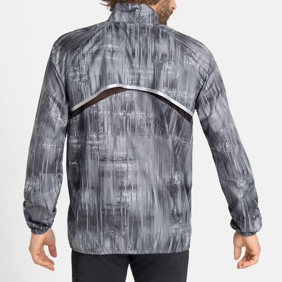 Odlo Zeroweight Print Jacket #4