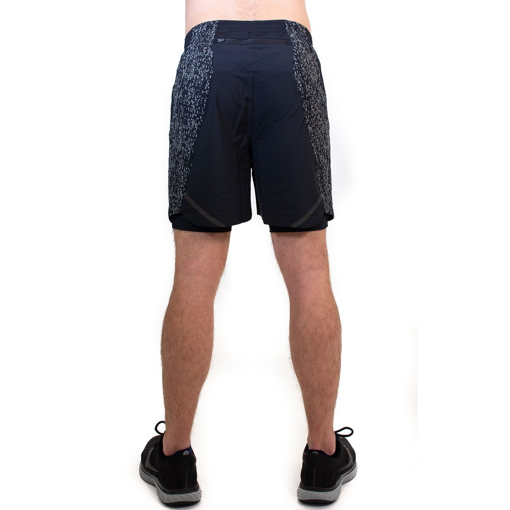 Ronhill Life Nightrunner Twin 5in Shorts #5