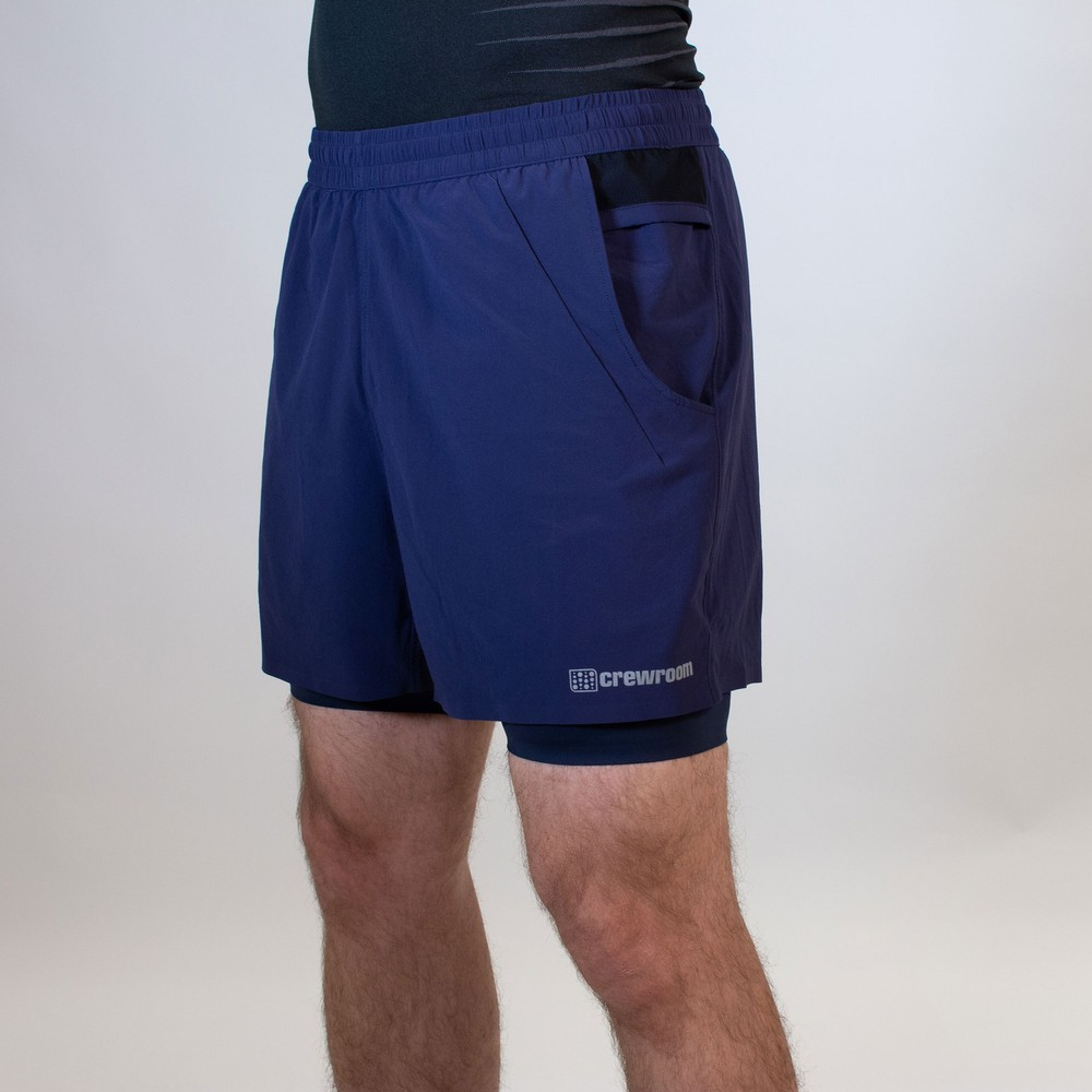 Crewroom Discover 5in Twin Shorts #2