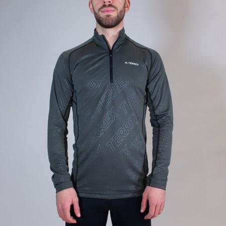Adidas TraceRo Half Zip Top #2