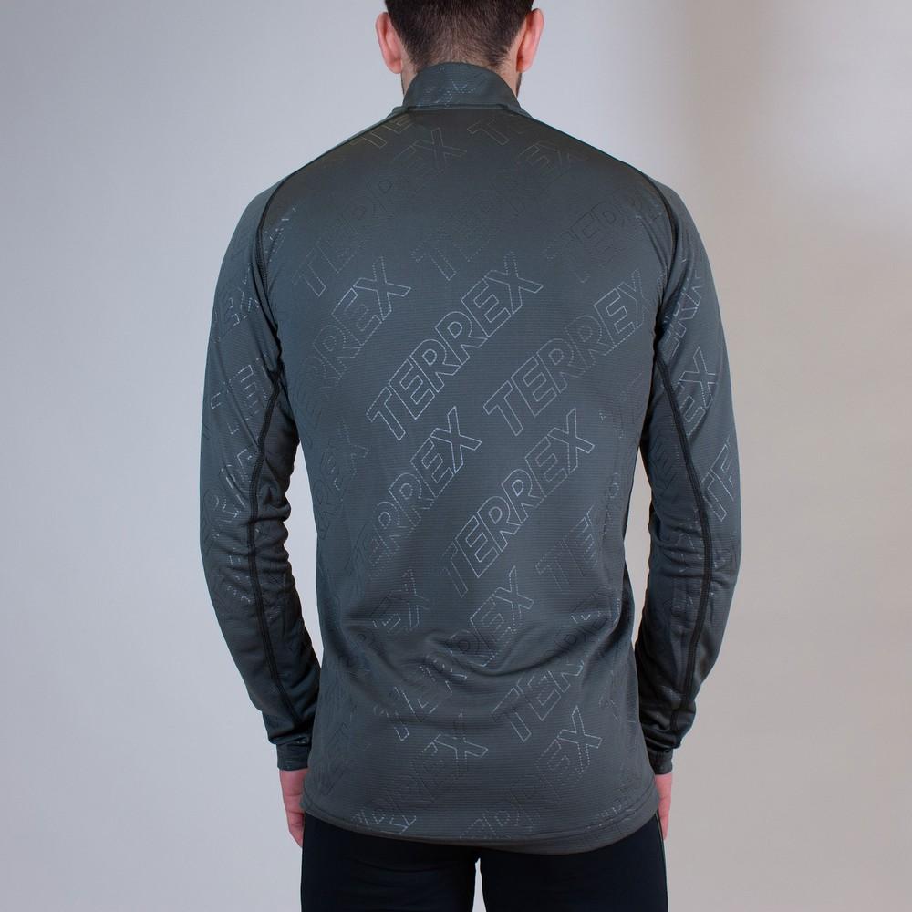 Adidas TraceRo Half Zip Top #5