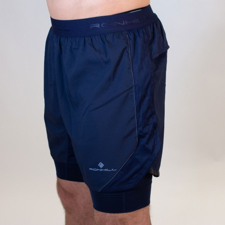 Ronhill Tech Revive 5in Twin Shorts #4