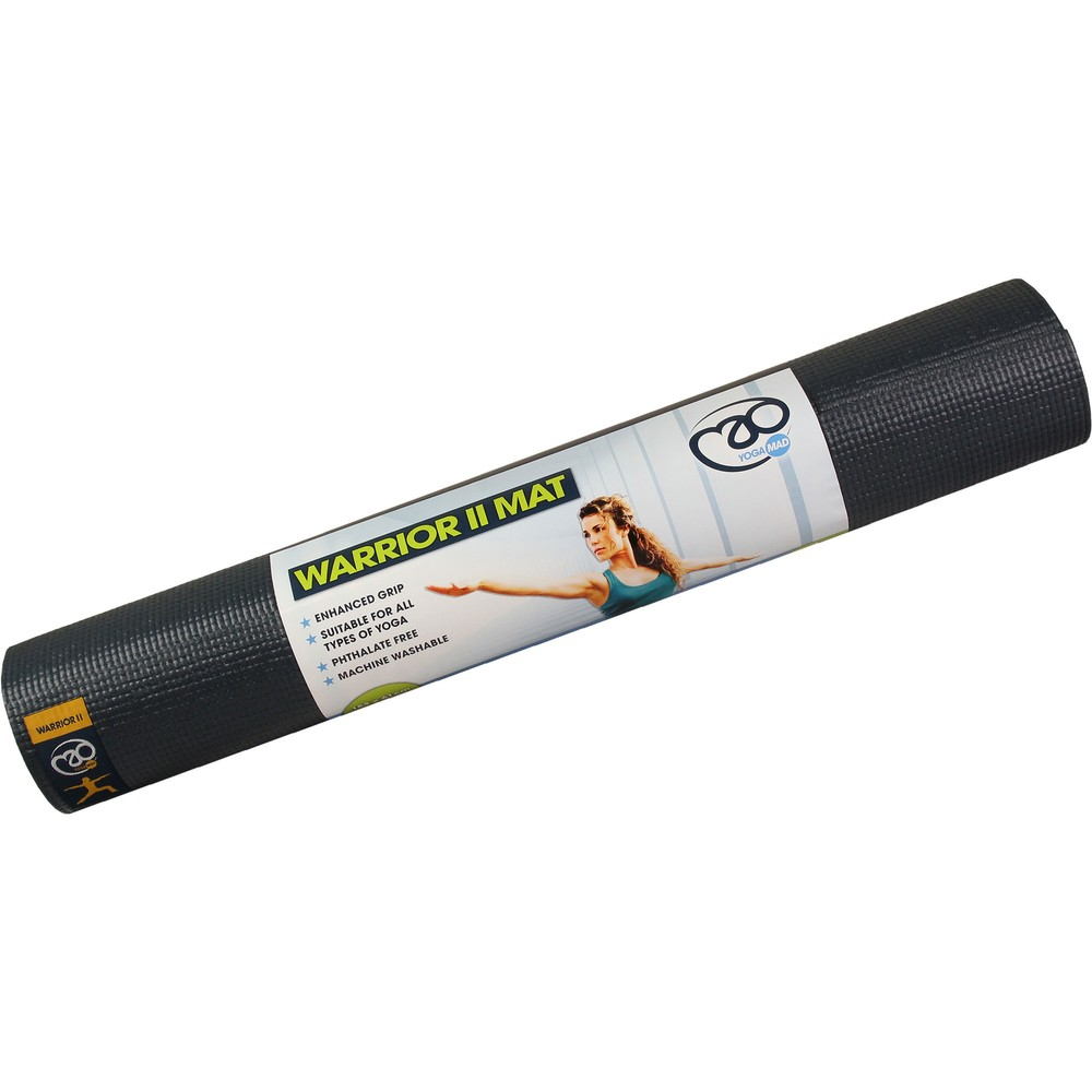 Fitness-Mad Warrior Yoga Mat II 4mm #11