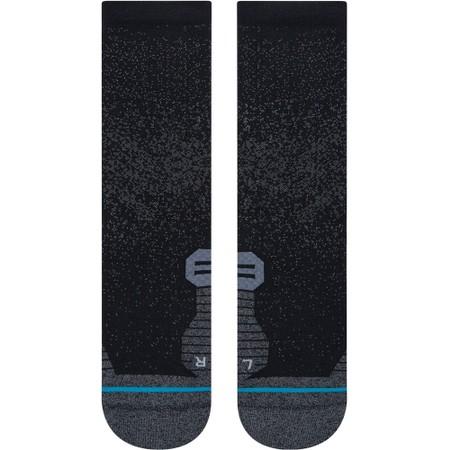 Stance Run Crew Staple Socks #6
