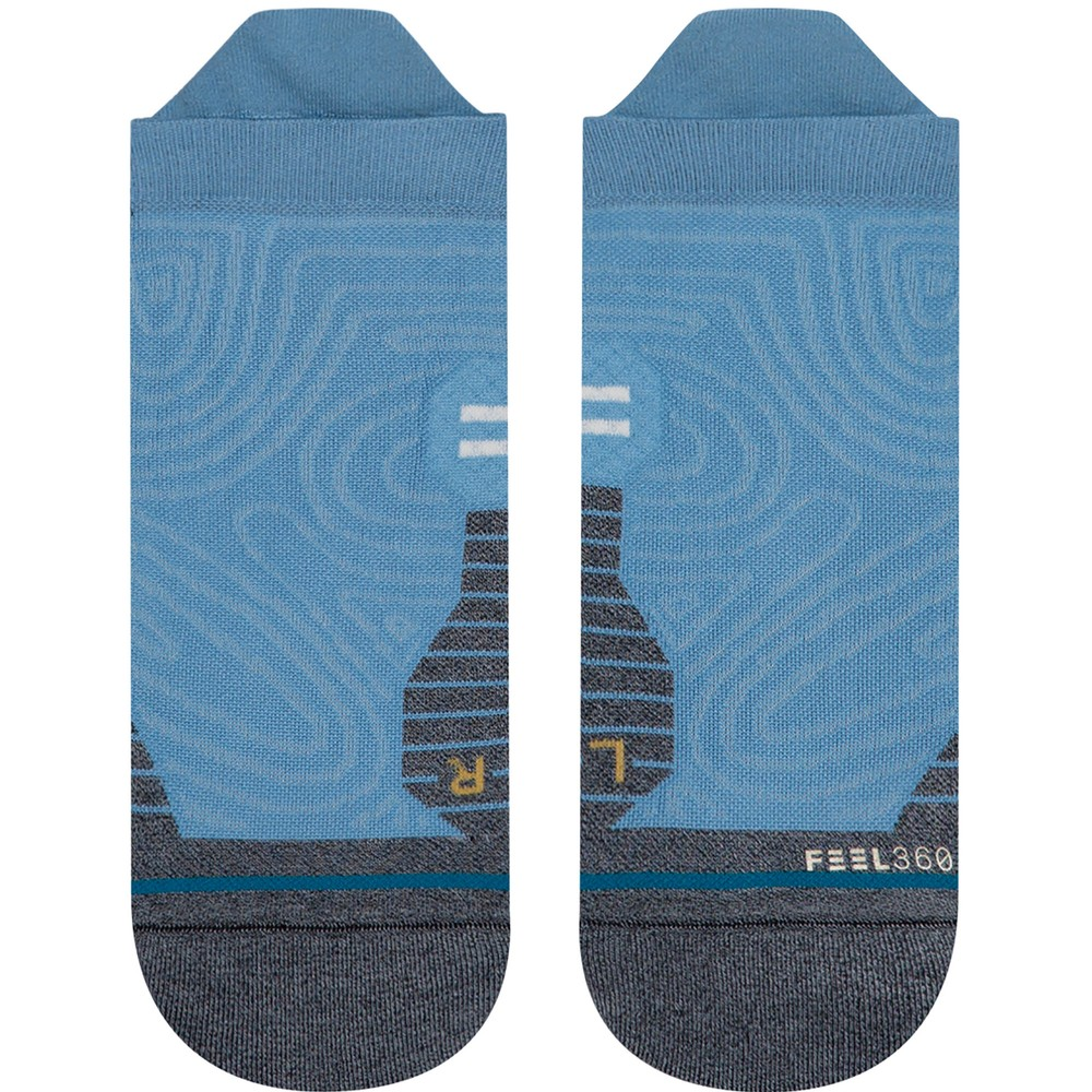 Stance Run Feel 360 With Infiknit Tab Socks #9