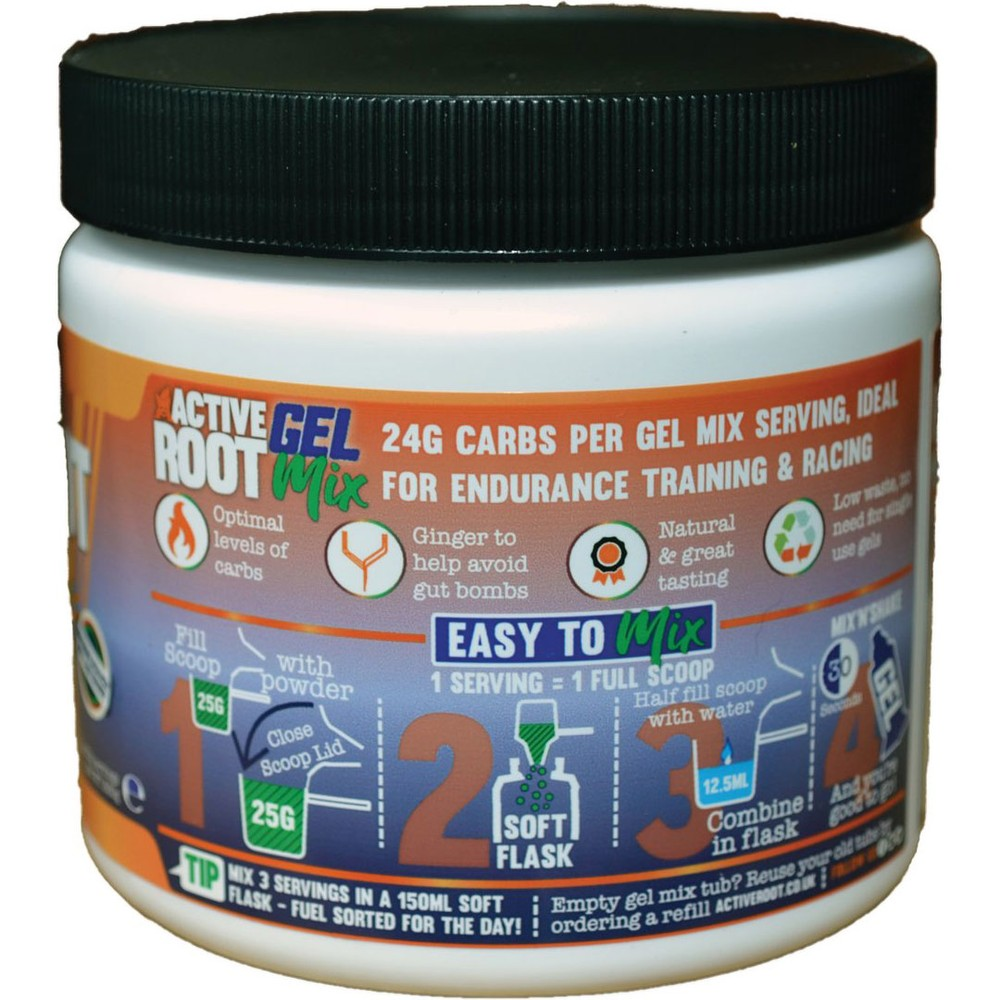 Active Root Gel Mix Tub 300g #3
