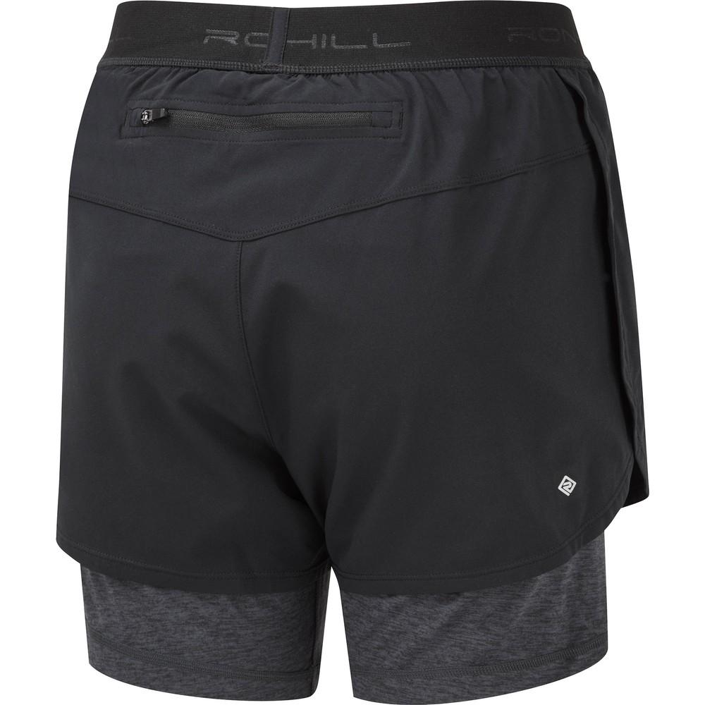 Ronhill Tech Twin Shorts #3