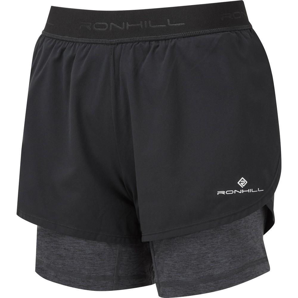 Ronhill Tech Twin Shorts #1