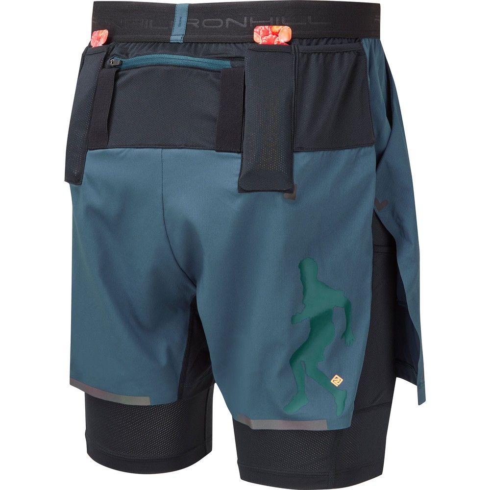 Ronhill Tech Ultra Twin Shorts #4