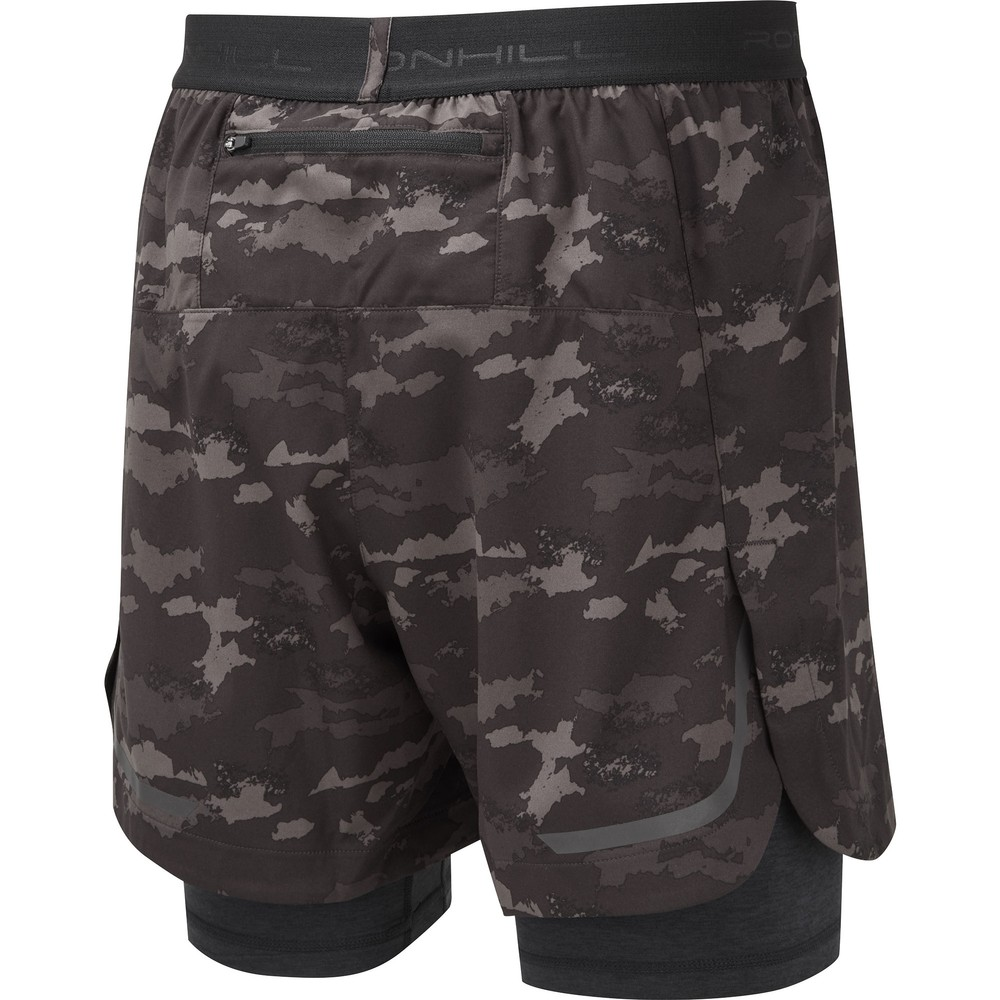 Ronhill Life Twin Shorts 5in #2