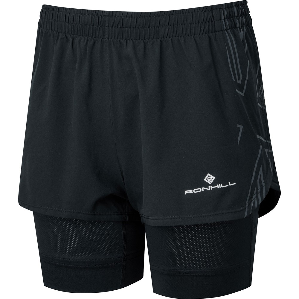 Ronhill Tech Marathon Twin Shorts #1