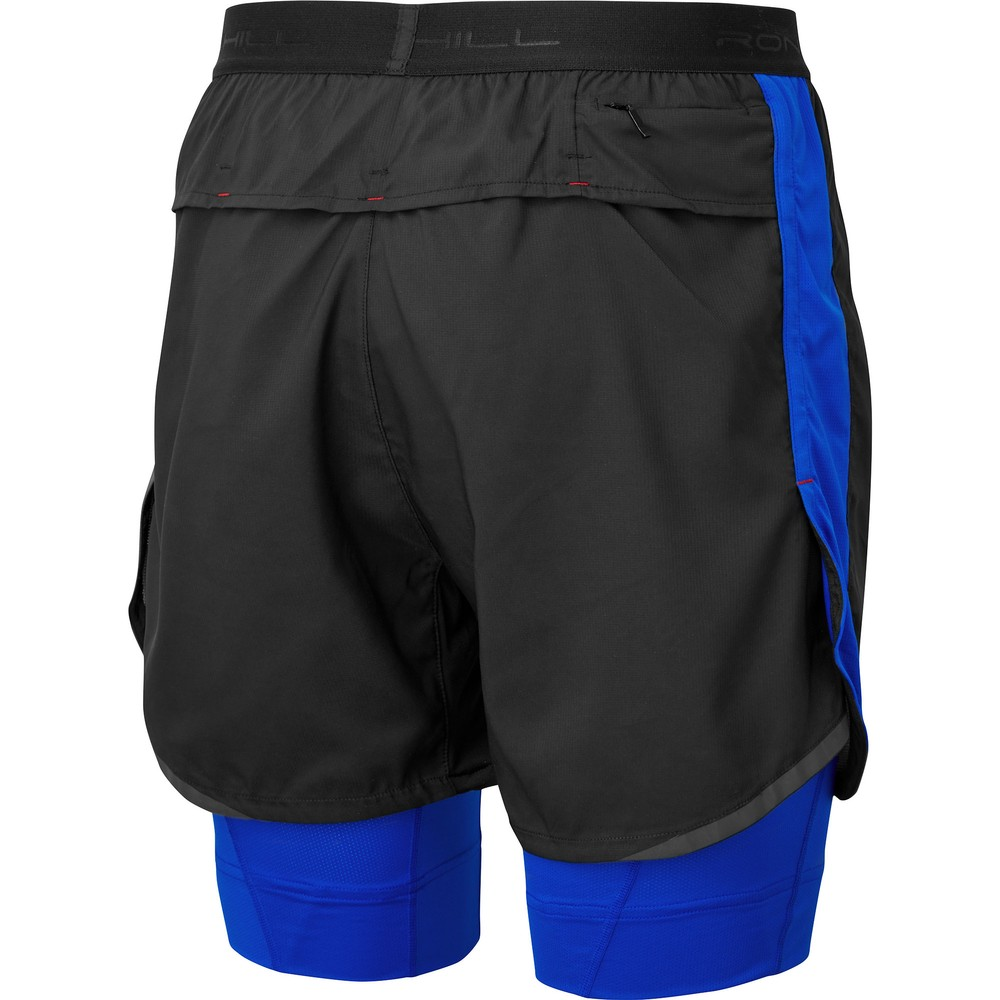 Ronhill Tech Revive  Twin Shorts 5in #2