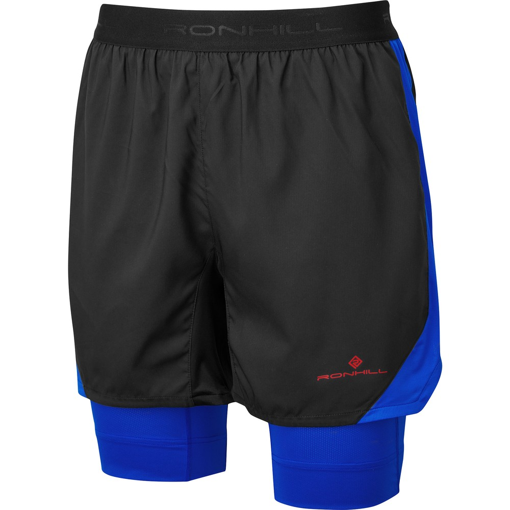 Ronhill Tech Revive  Twin Shorts 5in #1