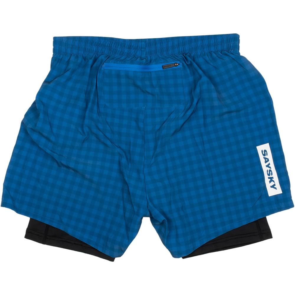 Saysky Checker Twin Shorts #2