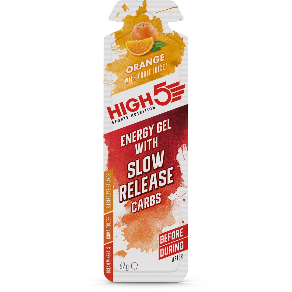 High 5 Energy Gel With Slow Release Carbs #1