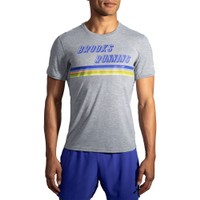 BROOKS  Distance Graphic Tee