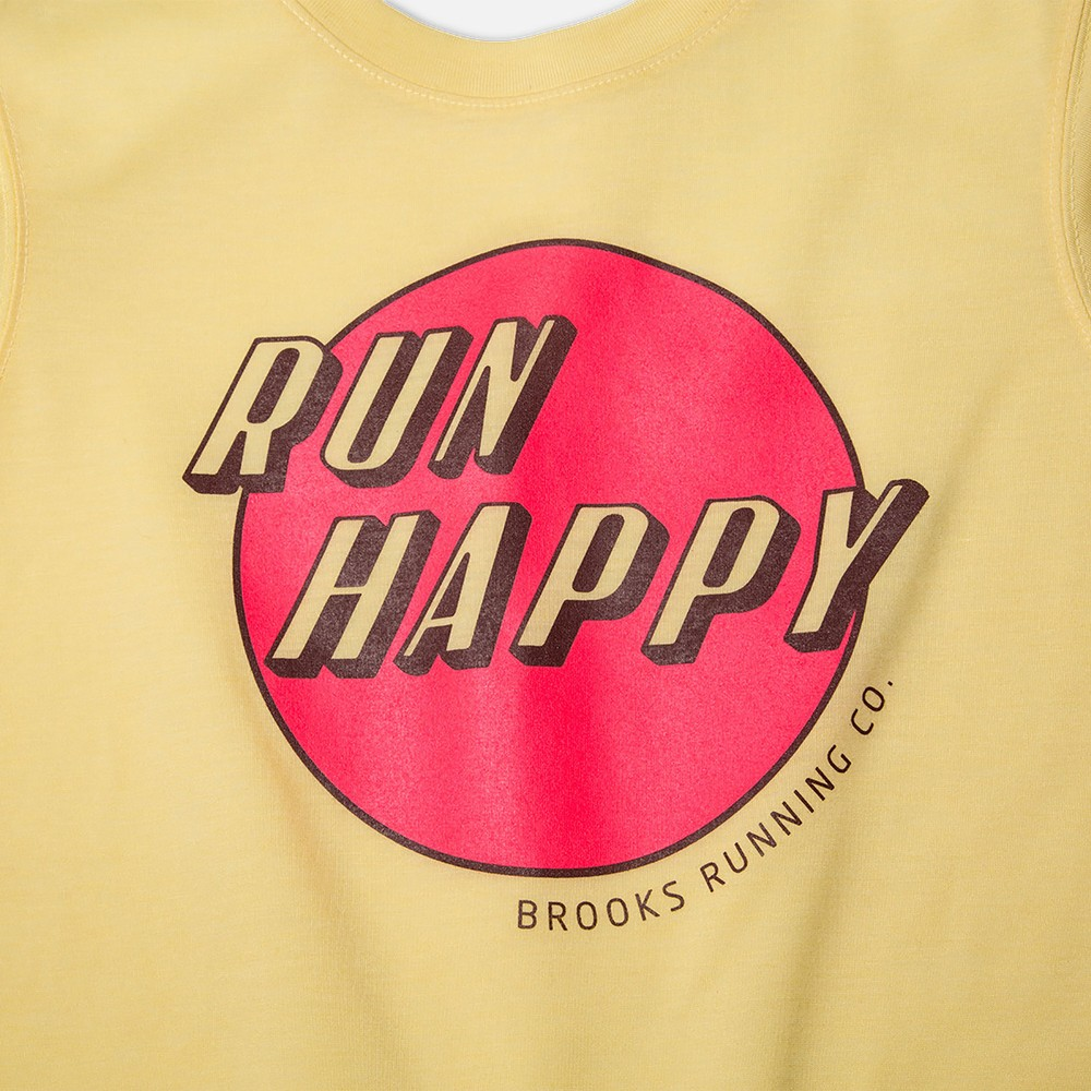 Brooks Distance Graphic Tee #3