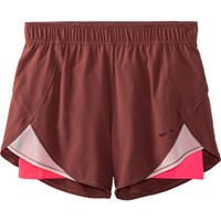 BROOKS  Chaser 5in Twin Shorts