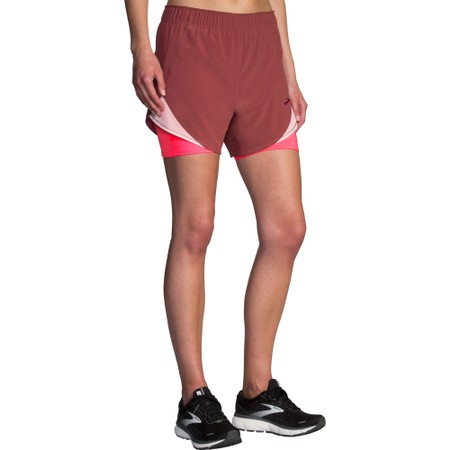 Brooks Chaser 5in Twin Shorts #2