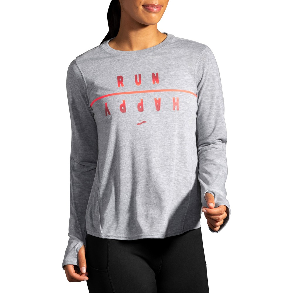 Brooks Distance Graphic Top #2