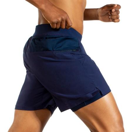 Brooks Sherpa 7in Twin Shorts #7